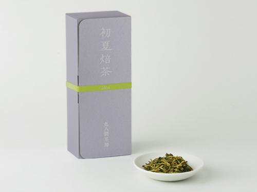 初夏焙茶(しょかほうじちゃ)パッケージ