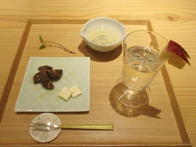 【11/1~11/30 syn】季節のアレンジ酒「秋麗」