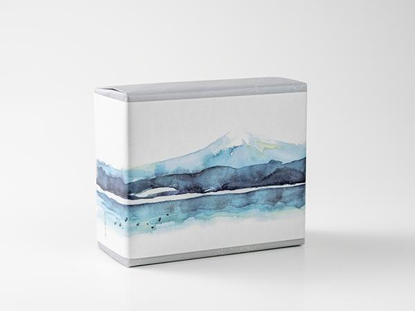 冬のかけ紙 包装イメージ