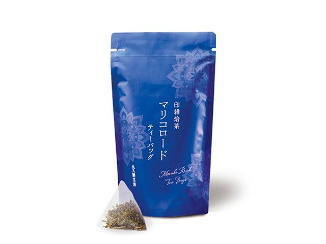 印雑焙茶 マリコロード ティーバッグ 3g×12ヶ